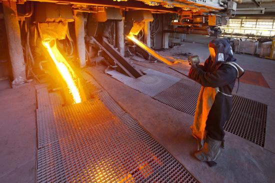 提炼一吨电路板的利润-「黄金如何提纯」