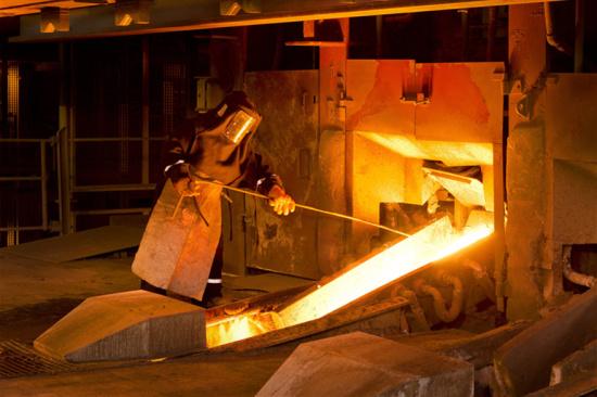 沙金怎么提炼成黄金的-「黄金提炼工厂」