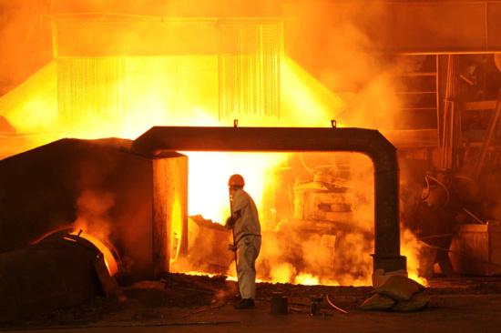 三元催化中的铑回收工厂-「回收含铂」