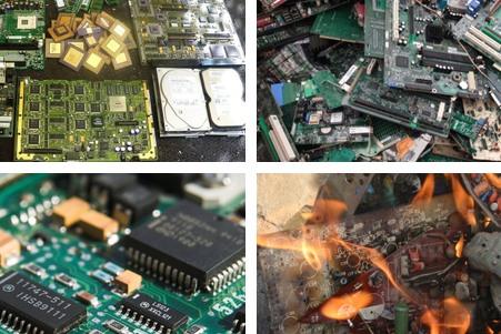 回收电子元器件呆料的-「回收IC芯片」