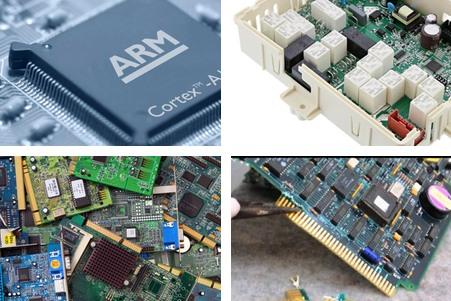 电子垃圾回收价格的-「二手芯片回收」