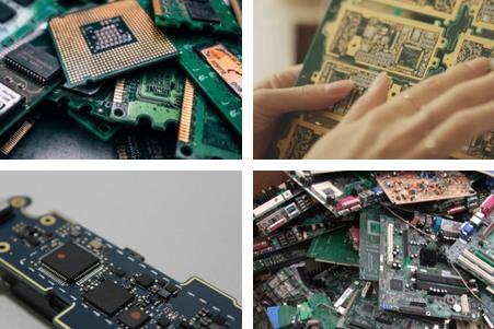 废旧电路板怎么处理的-「废电路板回收厂家」