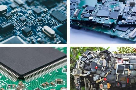 含金的电子元件怎么回收-「芯片回收报价」