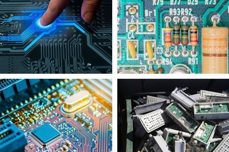 pcb板回收价格的-「电路板回收处理」