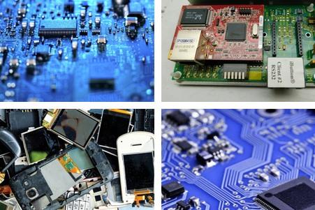 二手电子产品回收平台的-「IC芯片回收」