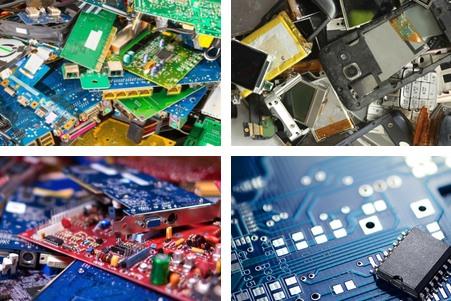 电子废弃物回收公司-「电子材料回收」