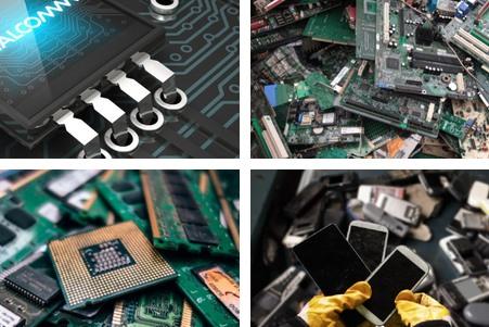 废旧芯片回收价格一般多少-「回收IC芯片」
