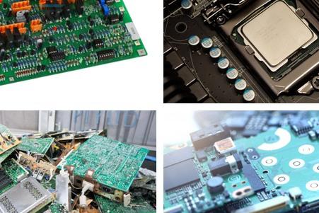 电子元件回收市场的-「线路板废料回收」