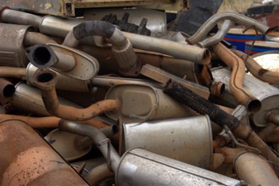 牡丹江三元催化器回收-「孝义三元催化器回收」