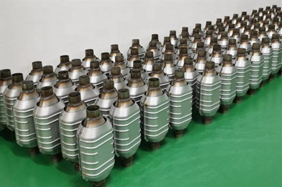 三元催化回收价格表最新-「厂家回收三元催化器」
