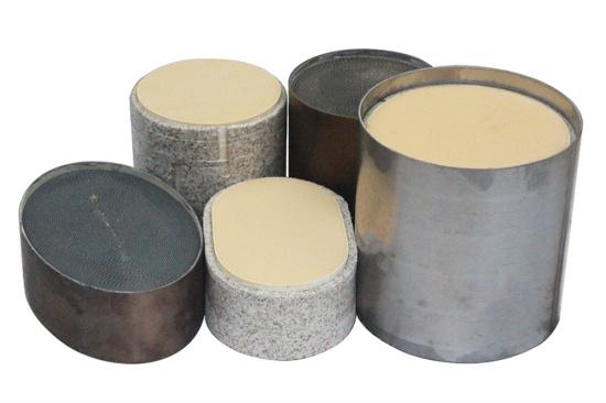 旧三元催化多少钱一斤-「大批量回收三元催化器」