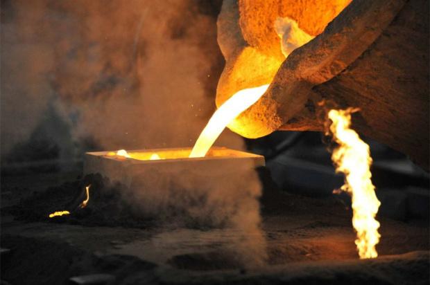 一种锇铱钌矿贵金属回收利用方法