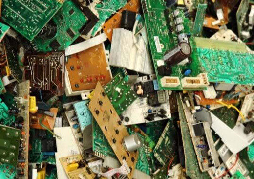 哪里有电子元件回收-「回收电子物料」