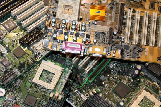 电子元件ic回收-「废旧线路板」