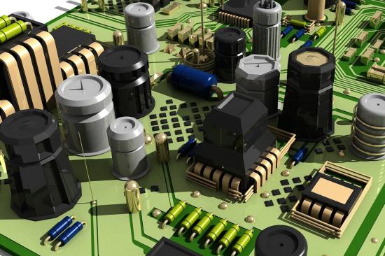 废旧电路板回收设备-「回收电子ic」