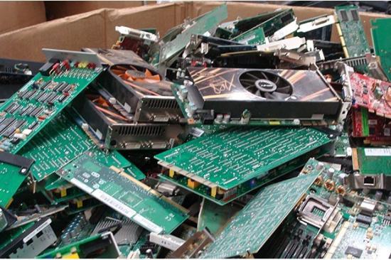 回收项目电子元件回收-「电路板回收价格」