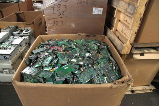 工厂电子料有没有回收的-「回收电子料库存」