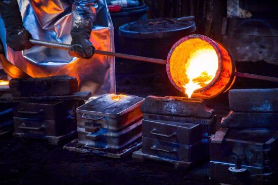 黄金矿石如何提炼黄金-「普通沙子提炼黄金」
