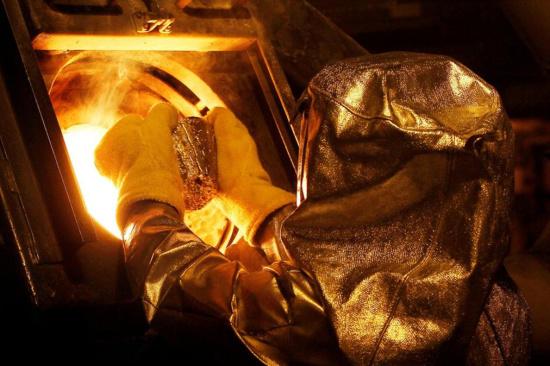 个人如何从金矿石提炼黄金-「提炼黄金设备」