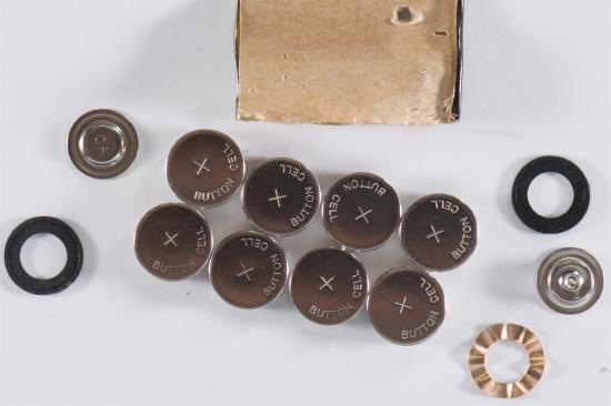 氧化银电池回收-「电池片回收」