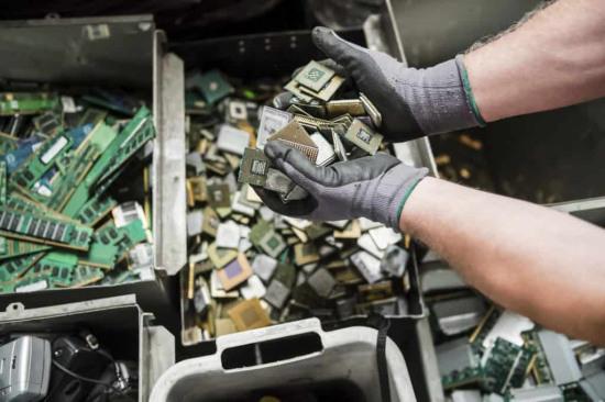 电子垃圾回收价格表-「专业回收电子元件」
