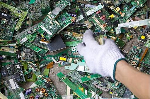废旧电子产品回收公司-「回收电子料」