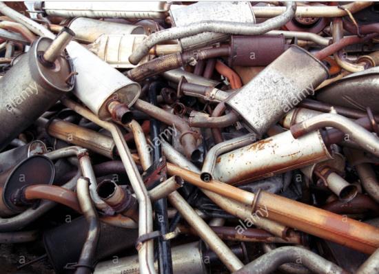 分享排气管回收多少钱一个-「汽车排气管回收价格」